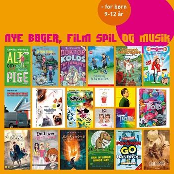 Nye bøger, film spil og musik 02