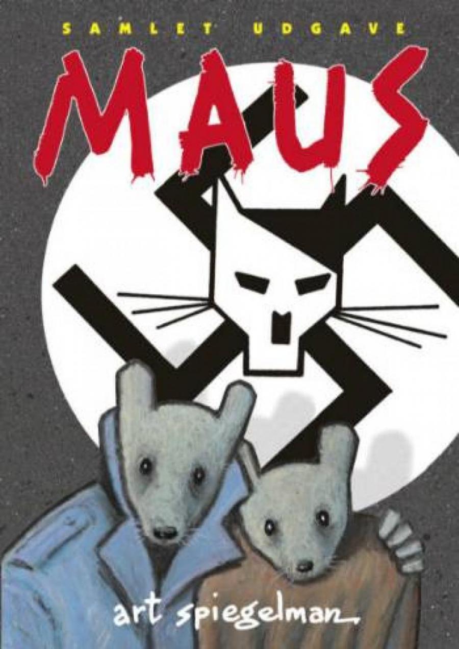 Forsiden af Maus