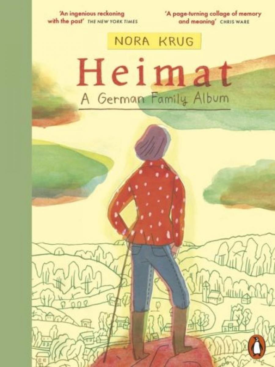 """Bogforside af """"Heimat"""""""