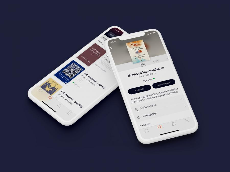 app biblioteket