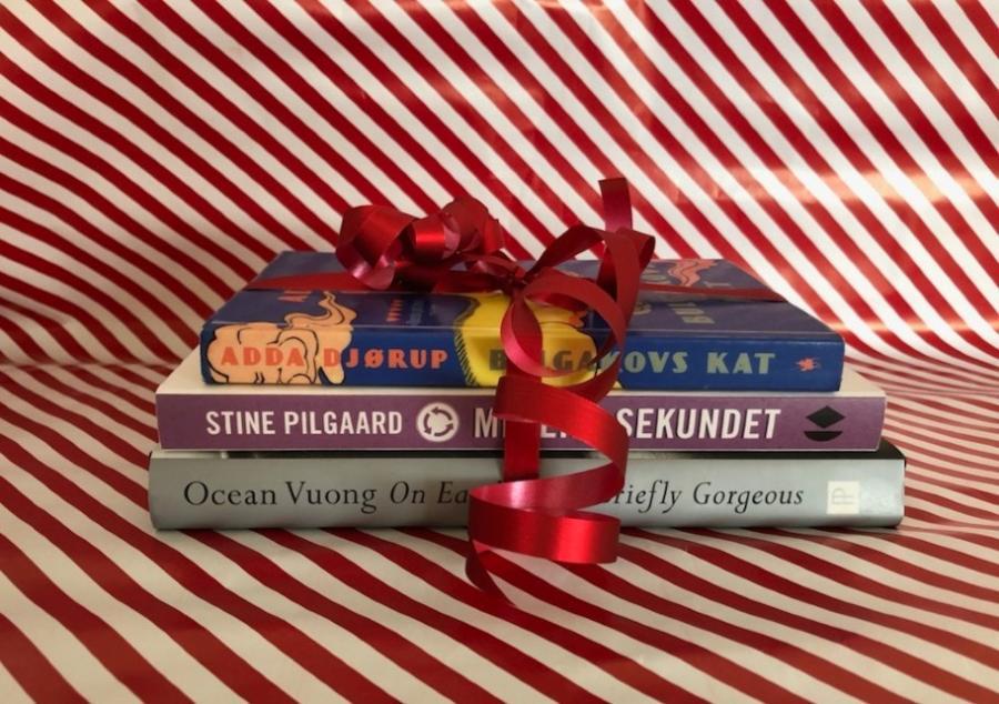 Bøger i gavebånd
