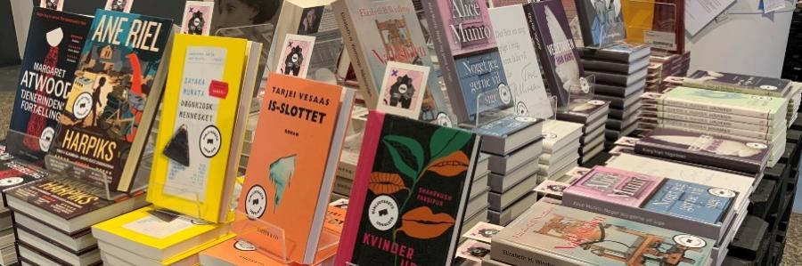 Billede af bøger