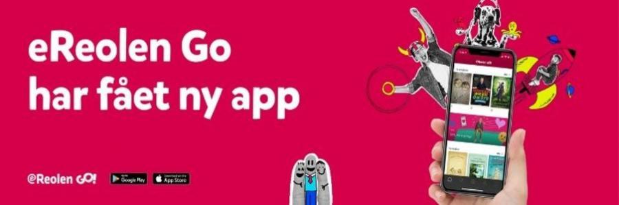 Ereolen Go ny app