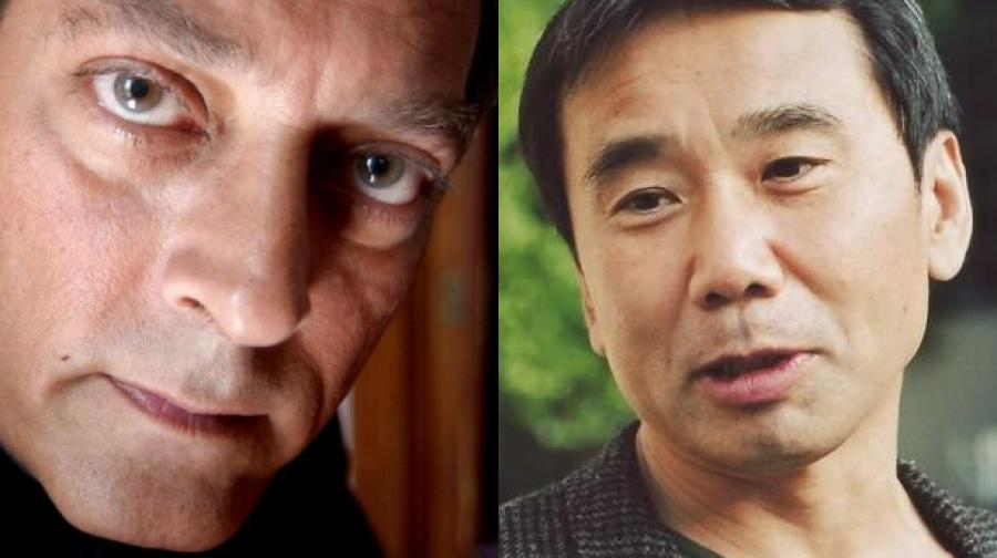 Auster og Murakami