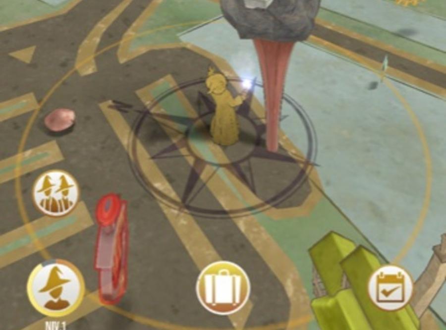 Billede fra computerspil