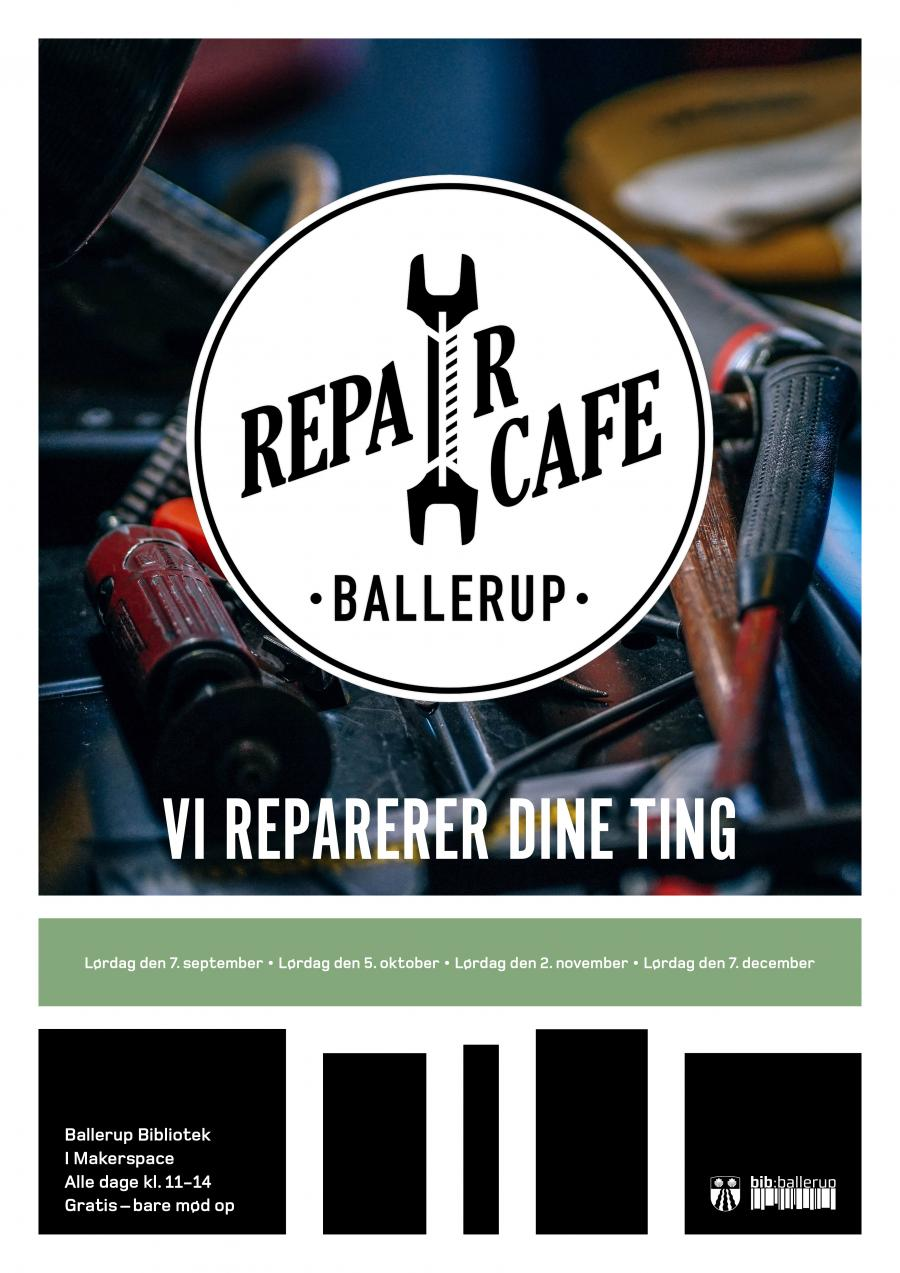 Logo for Repair Cafe