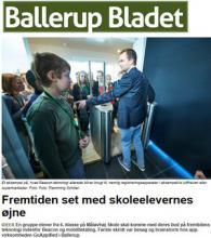 Ballerup Bladet. 8.11.2016