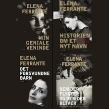 Elena Ferrante og andre italienske forfattere